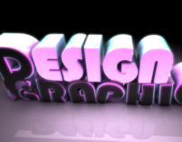 3D Graphic Design Stills