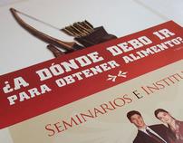 Campaña promocional para Seminarios e Institutos 2010