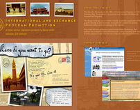 Marketing Campaign, University International Programs