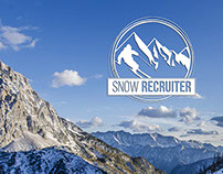 Logo Snow Recruiter