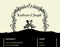 Kathryn&Joseph Wedding Identity