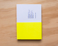 Monday Collective Type Specimen book