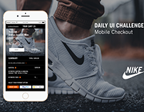 Daily UI Challenge 2: Checkout