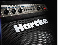 Hartke A-Series Rebranding