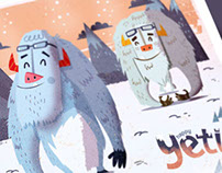 :::Happy Yetis:::