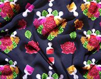 Roses Serum - Portfolio Project
