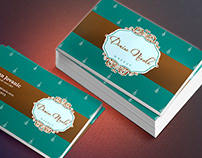 Denise Nicole - Business Cards (2012)