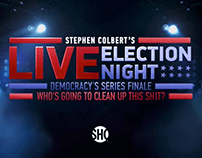 Stephen Colbert's Live Election Night