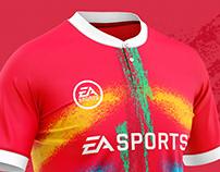 FIFA 20 kit concept.