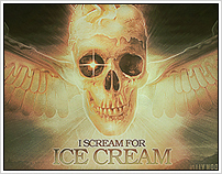 """I Scream For Ice Cream"""