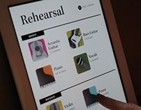 Rehearsal: an App for Practicing Musicians
