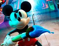 Epic Mickey Mundo Misterioso
