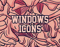 Window Icons Design