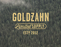 GOLDZAHN - Branding