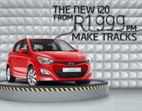 New i20 Launch Campaign