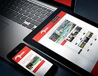 Aquitienestucasa.es - Real estate services website.