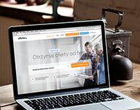 oferteo.pl - ads web service