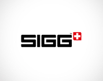 SIGG by SWATCH - Website design