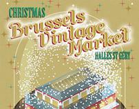 BRUSSELS VINTAGE MARKET - 15 & 16/12/2102