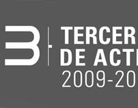 3ER. Informe Actividades 2009 - 2010 CUCIENEGA