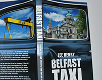 Book cover for publication by The Blackstaff Press