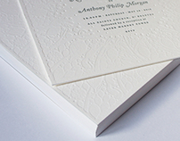 Wedding invite - personal
