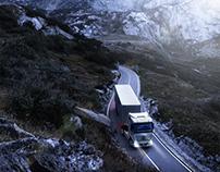 cgi - Mercedes Benz Actros