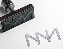 Creation of a logo for the brand Norman.