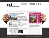 Grid Magazine Responsive ReDesign