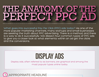 Anatomy of the Perfect Pay Per Click Ad - Infographic