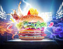 Burgerfi - Join The Battle!