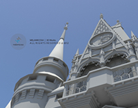 3D School Project - Castle