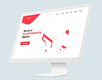Digital Marketing Agency Website