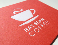 Has Bean Business Cards