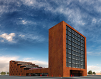 Kigali Office Complex