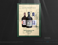 DIPLOMÁTICO • New Tradition Range • Poster Design