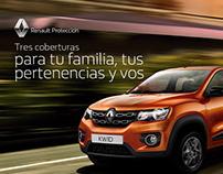 Renault Protección