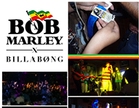 Bob Marley Tribute. Billabong Punta Cana