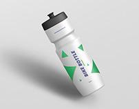 Bicycle Bottle Mockup 800ml