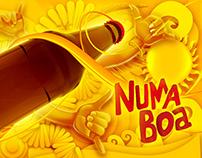 BEER - campaign - Numa Boa
