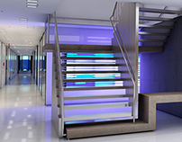 3D Architecture - Lobby 2014