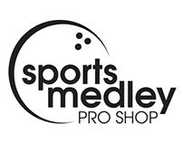 Sports Medley Bowling Pro Shop Logo