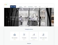 Avromed Pharmacy Network Website Design