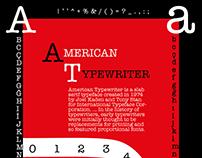 Typographic Banner