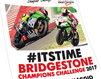 Bridgestone Challenge - Advertising