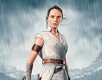Rise of Skywalker character studies