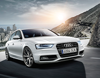 Audi A4 Un mundo de emociones