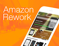 Amazon Mobile App Rework →