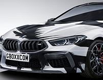 2020 BMW M8 Gran Coupe Carbon Edition