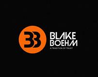 Identidade Blake Boehm